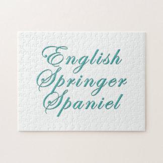 English Springer Spaniel Puzzle