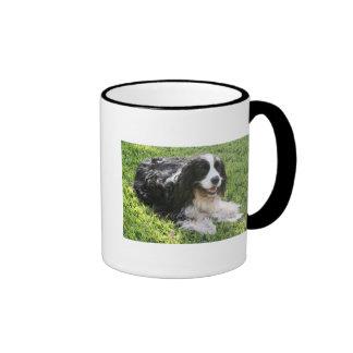 English Springer Spaniel Ringer Coffee Mug