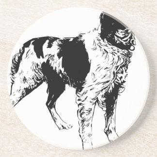 English Springer Spaniel  Sporting Pets Dogs Coaster
