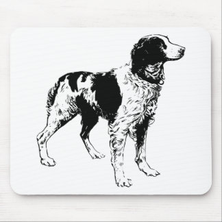 English Springer Spaniel  Sporting Pets Dogs Mouse Pad