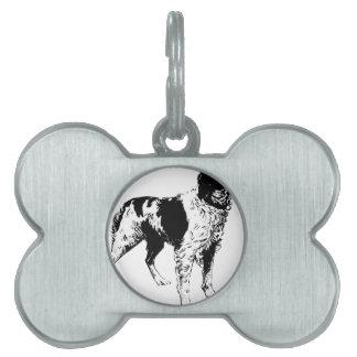 English Springer Spaniel  Sporting Pets Dogs Pet ID Tag