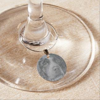 English Springer Spaniel Wine Charm