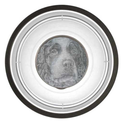 English Springer Spaniel Pet Bowl