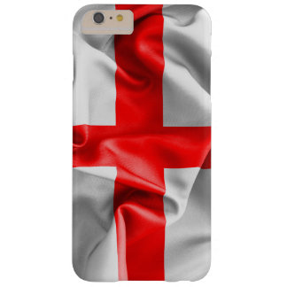 English St Georges Cross Flag Barely There iPhone 6 Plus Case