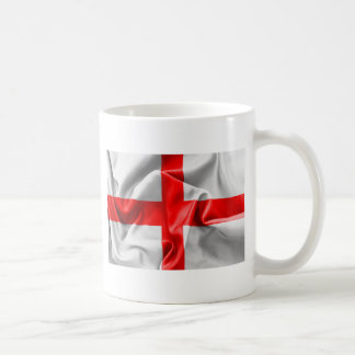 English St Georges Cross Flag Coffee Mug
