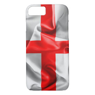 English St Georges Cross Flag iPhone 8/7 Case