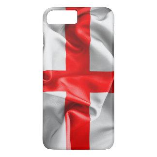 English St Georges Cross Flag iPhone 8 Plus/7 Plus Case