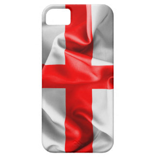 English St Georges Cross Flag iPhone SE/5/5s Case