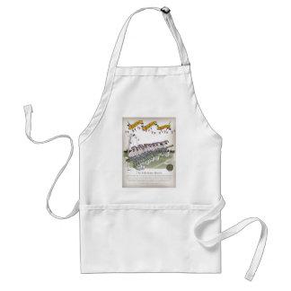 english substitutes adult apron