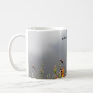 English Sundew Coffee Mug