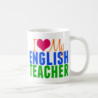 English Teacher Coffee Mug