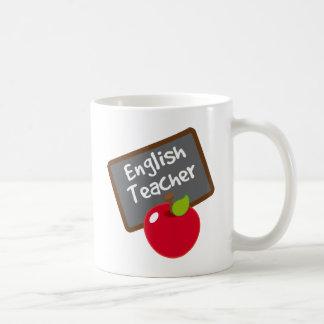 English Teacher Gift Coffee Mug