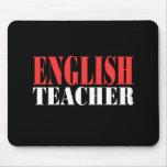 English Teacher Gift Mousepads