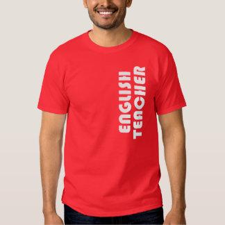 English Teacher Gift T Shirt