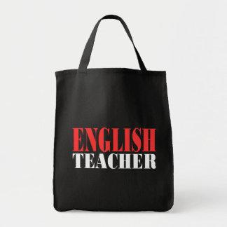 English Teacher Gift Tote Bag