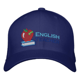 English Teacher Hat