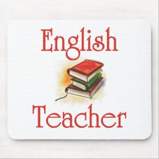 English Teacher Mousepad