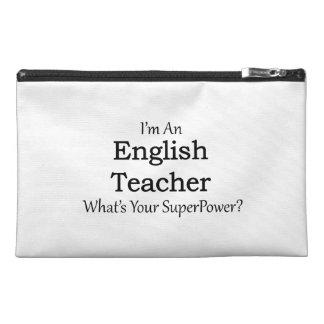 English Teacher Travel Accessories Bag
