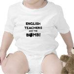 English Teachers Are The Bomb! Tshirt