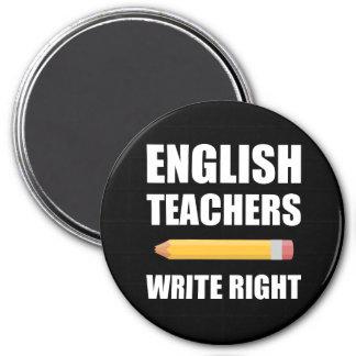 English Teachers Write Right Magnet