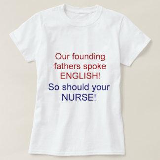 English Tee Shirt
