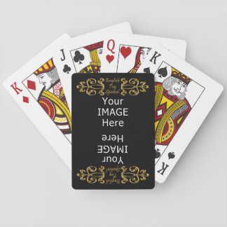 English Toy Customizable Cards