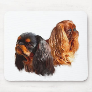 English Toy Spaniel Mouse Pad