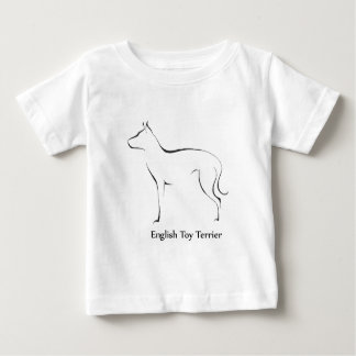 English Toy Terrier Apparel Baby T-Shirt