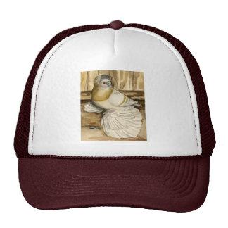 English Trumpeter Cream Bar Trucker Hat