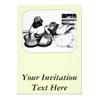 English Trumpeters Card
