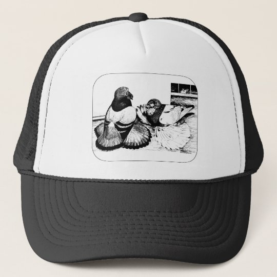 English Trumpeters Trucker Hat