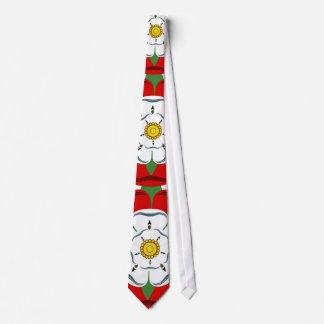 English Tudor Rose Tie