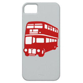 English two-floor bus iPhone SE/5/5s case