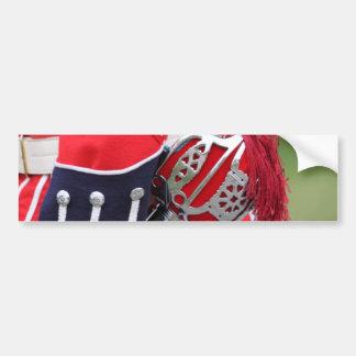 English Uniforms Bumper Sticker