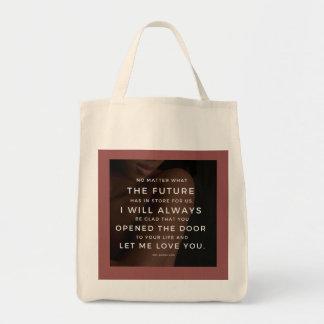 English version _Mads Love Declaration Tote Bag