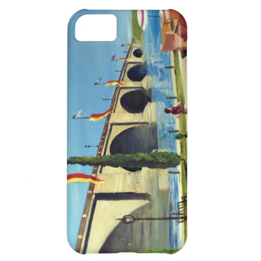 English Village by Paul Bryan Wadsworth iPhone 5C Covers