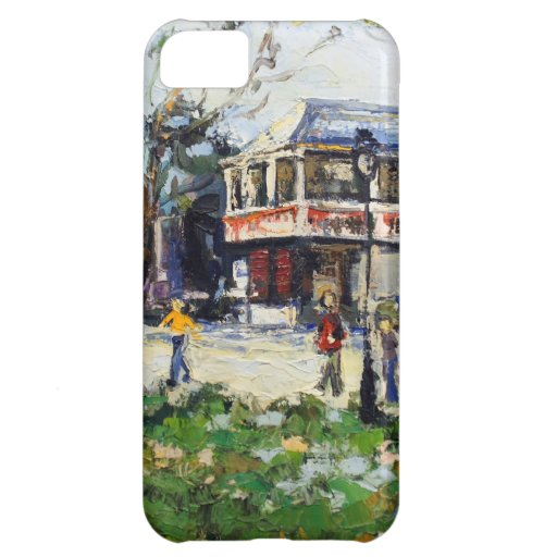 English Village by Renee Theobald Cover For iPhone 5C