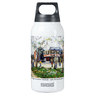 English Village by Renee Theobald Insulated Water Bottle
