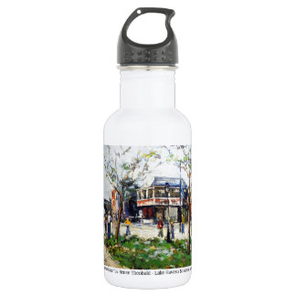 English Village by Renee Theobald Water Bottle