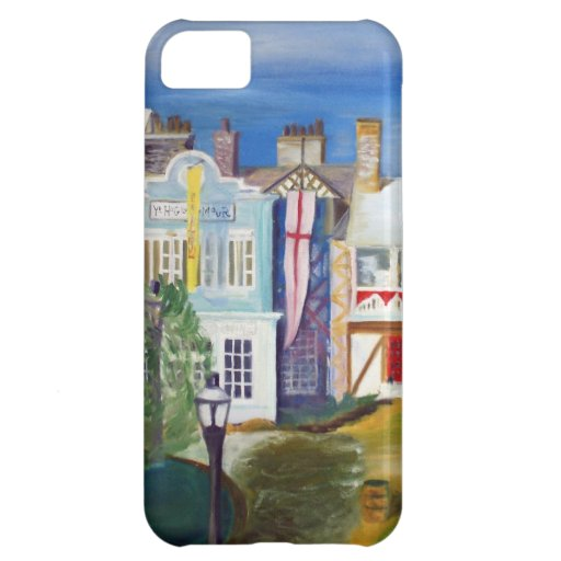 English Village by Robert Spicer Case For iPhone 5C