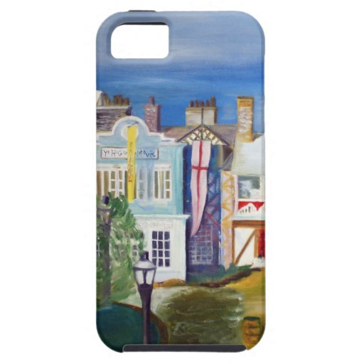 English Village by Robert Spicer iPhone 5 Covers