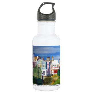 English Village by Robert Spicer Water Bottle