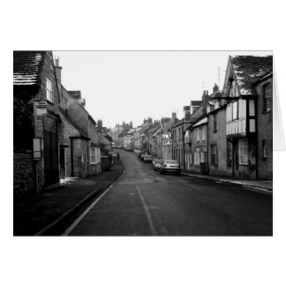 English Village Card
