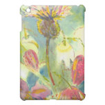 English Wild Flowers Floral Painting Cover For The iPad Mini