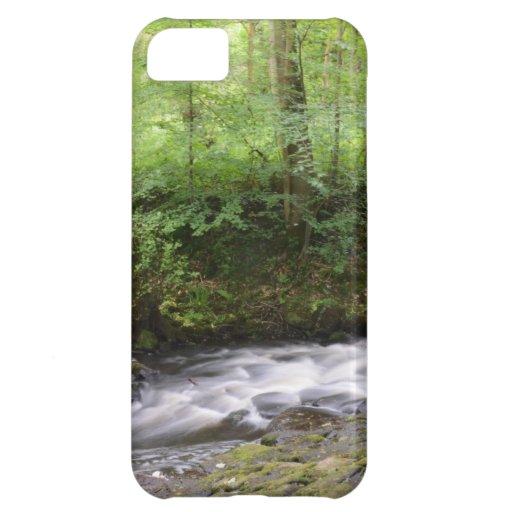 English Woodland Stream iPhone 5C Case