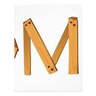 english word under construction letterhead