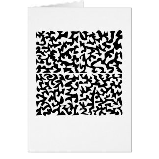 Engram Eleven - Multi-Products Greeting Card