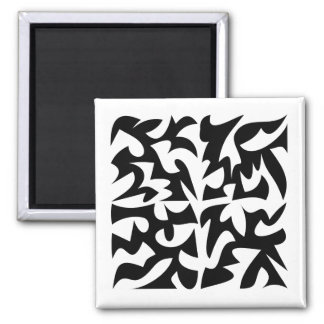 Engram Nine - Multi-Products 2 Inch Square Magnet