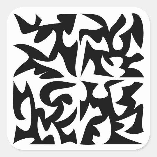 Engram Seven - Multi-Products Square Sticker