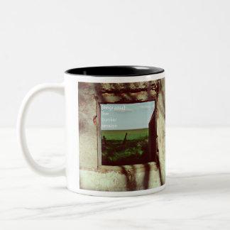 [engrama] Live Bunker Session coffee mug